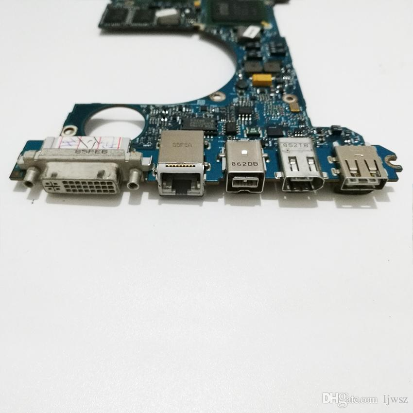 """820-2249-A 661-4962 2.6GHz T9500 CPU Logic board MotherBoard for Macbook Pro 15"""" A1260 MB135 Early 2008"""