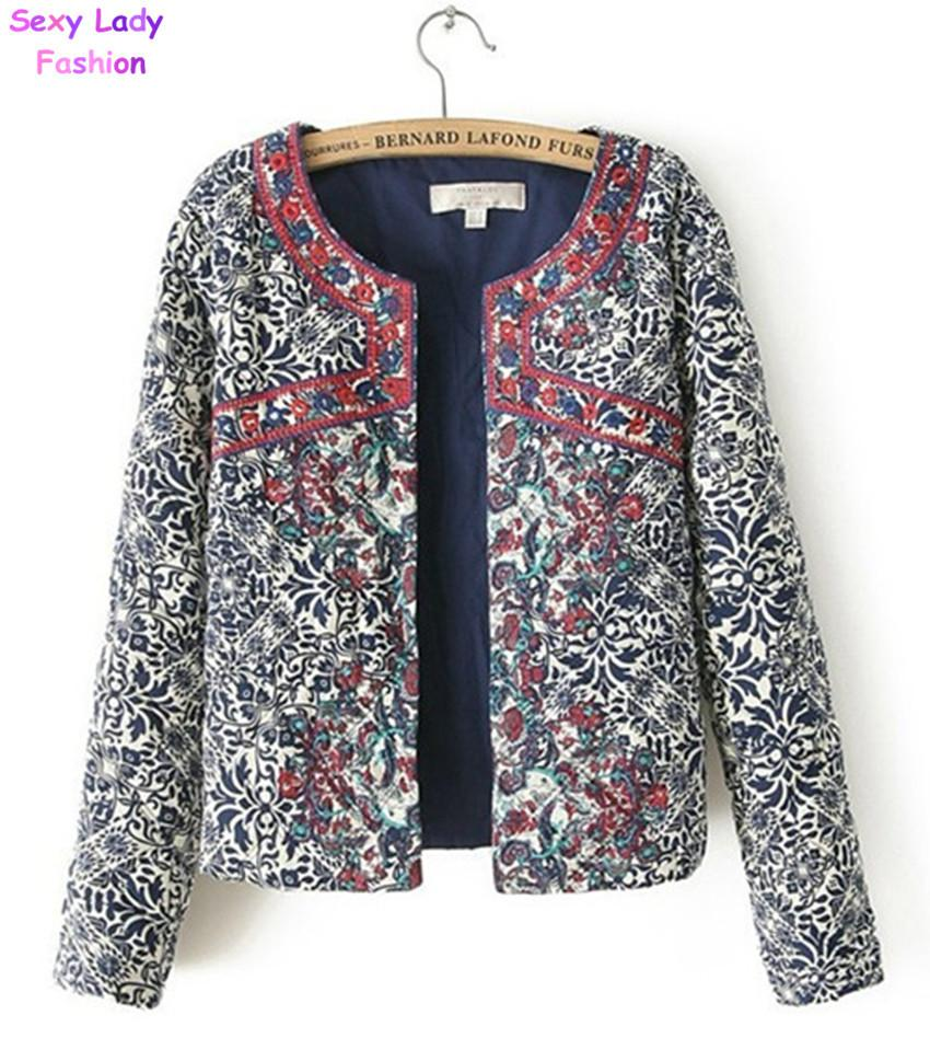 Wholesale Hot Sale Women'S Red Embroidery Contrast Floral Print ...