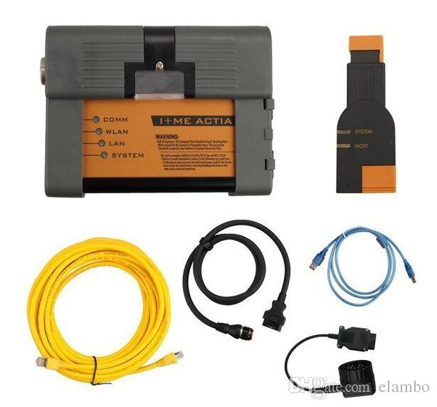 For bmw icom a2 b c laptop for panasonic cf-19 toughbook installed software HDD V2017.09 Expert mode icom a2 auto scanner