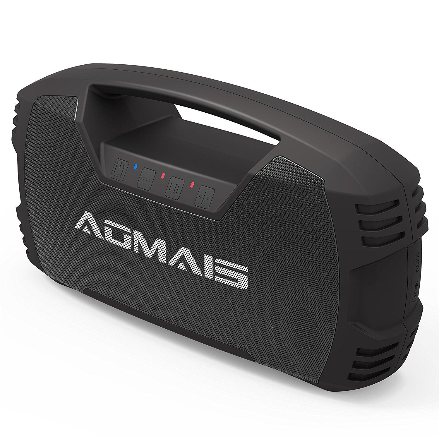 Aomais Go Bluetooth Speakers Portable Indoor Outdoor 30w Full