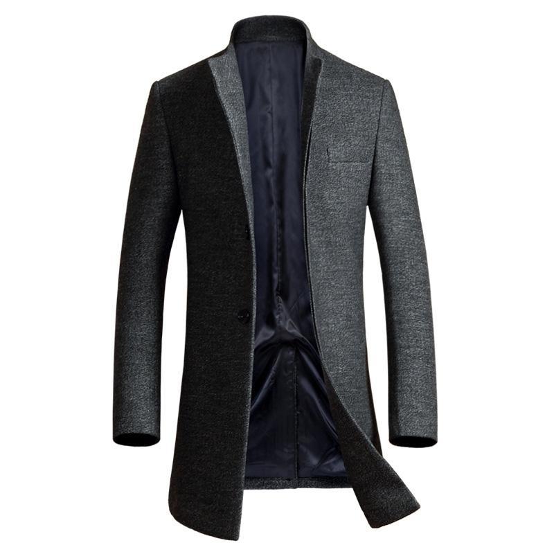 4c5c7e0be397d Cashmere wool coat mens