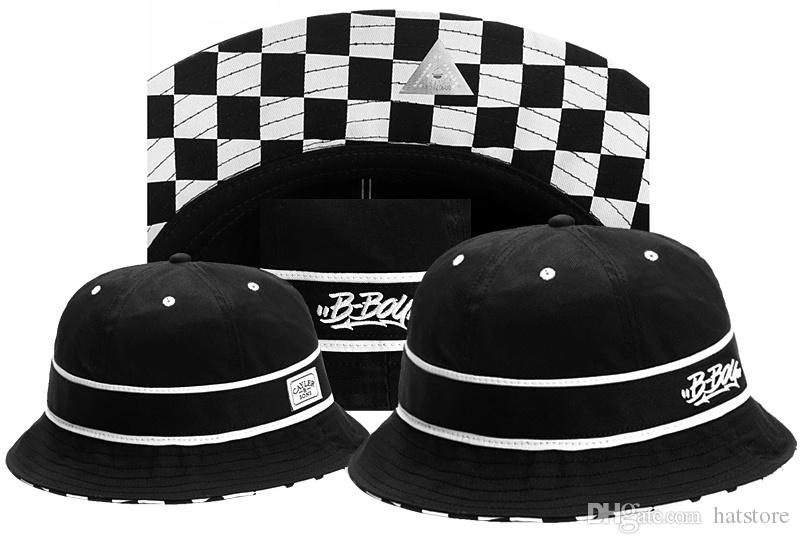 New Hot Black CAYLER & SONS Snapback Fishing Hats Bone Bucket Caps Cayler and Sons Hip Hop Headwear mix TYMY 36
