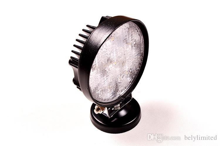 Hot sale! auto motorcycle parts 4inch 18watt ip68 led motorcycle 12 volt 18w led work light