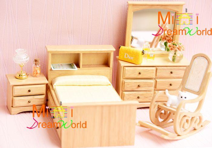 Großhandel G05 X4413 Kinder Baby Geschenk Spielzeug 1:12 Puppenhaus ...