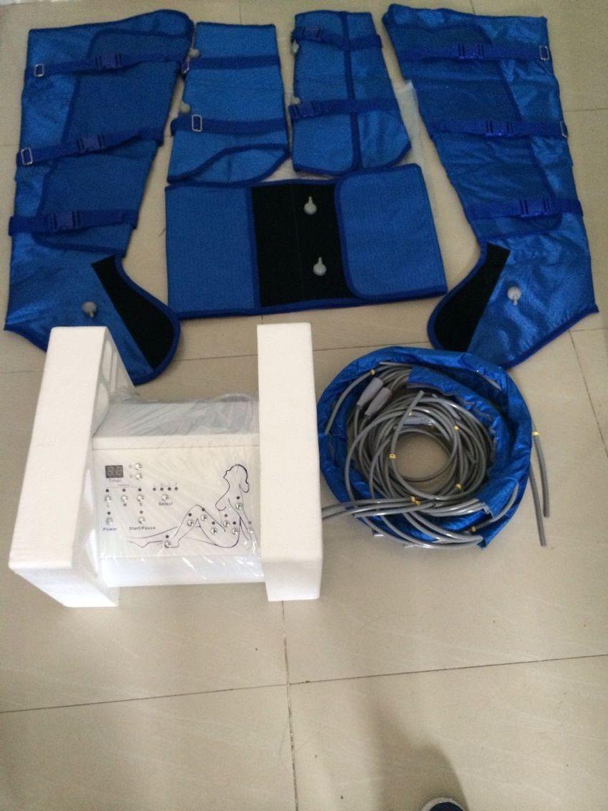 tragbarer Salongebrauch Lymphdrainage Ausrüstung slim Luftdruckmassage Lymphdrainage Maschine