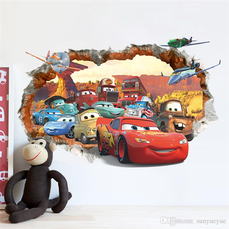Cartoon Car Wallpaper Promotion-Shop for Promotional Cartoon Car ...