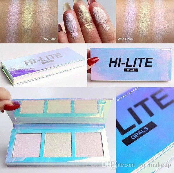 TOP~2017 new Arrival Highlight & Contour Pro Palette Powder Shadow Foundation Face Palette Full Size fast delivery with high quality