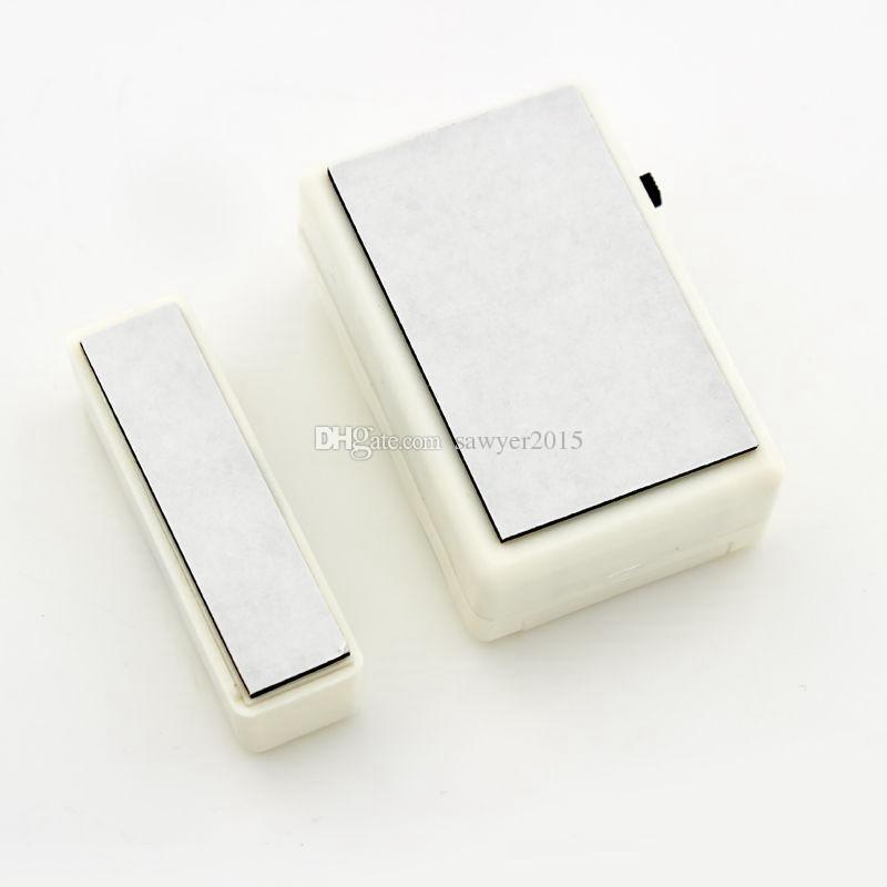 Alarma de alarma de la ventana de la puerta de la casa de seguridad inalámbrica Alarma de seguridad de la casa de sensor de la puerta magnética de la puerta en caja al por menor