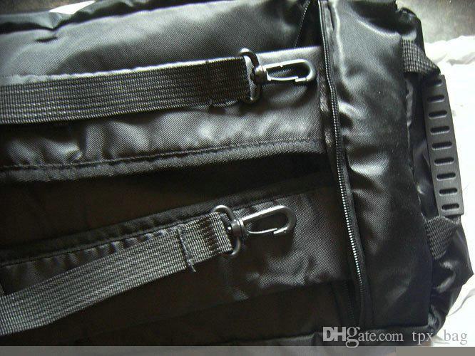 Koyu cennet duffel çantası Kayıtları etiket tote DJ grubu 2 yönlü kullanım sırt çantası Müzik bagaj Gezisi omuz duffle Spor sling paketi