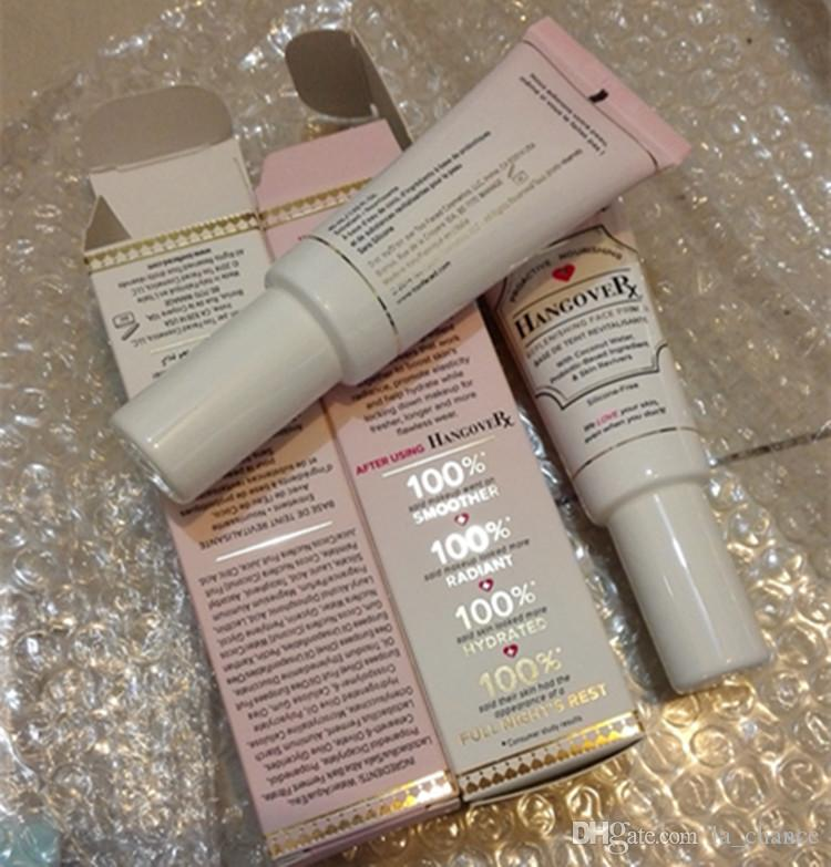 Dropshipping en stock CALIENTE NUEVO Maquillaje Face Hangover Replenishing Foundation Primer 40ML