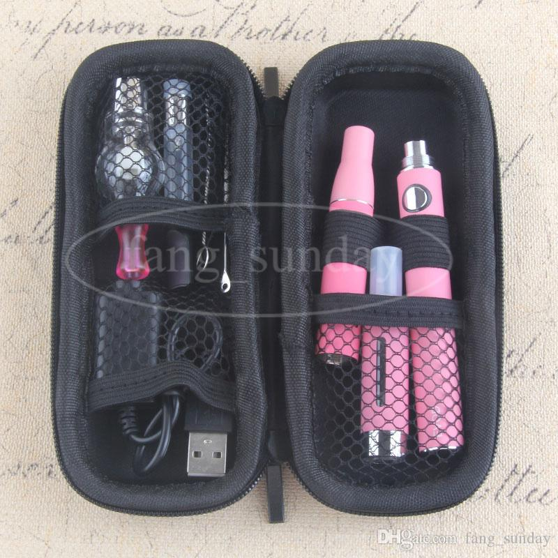 eVod 4-in-1-Multi-Vape-Stift-Starter-Kits für trockenes Kräuterwachs-Tupfer dickes Öl Eliquid EGO UGO 4in1 E-Cig Vaporizer Kit