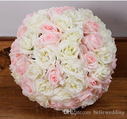 30cm rose kissing balls for wedding silk flower ball decorative 30cm rose kissing balls for wedding silk flower ball decorative artificial flowers multi color options pomander balls kb 008 wedding flowers on a budget mightylinksfo