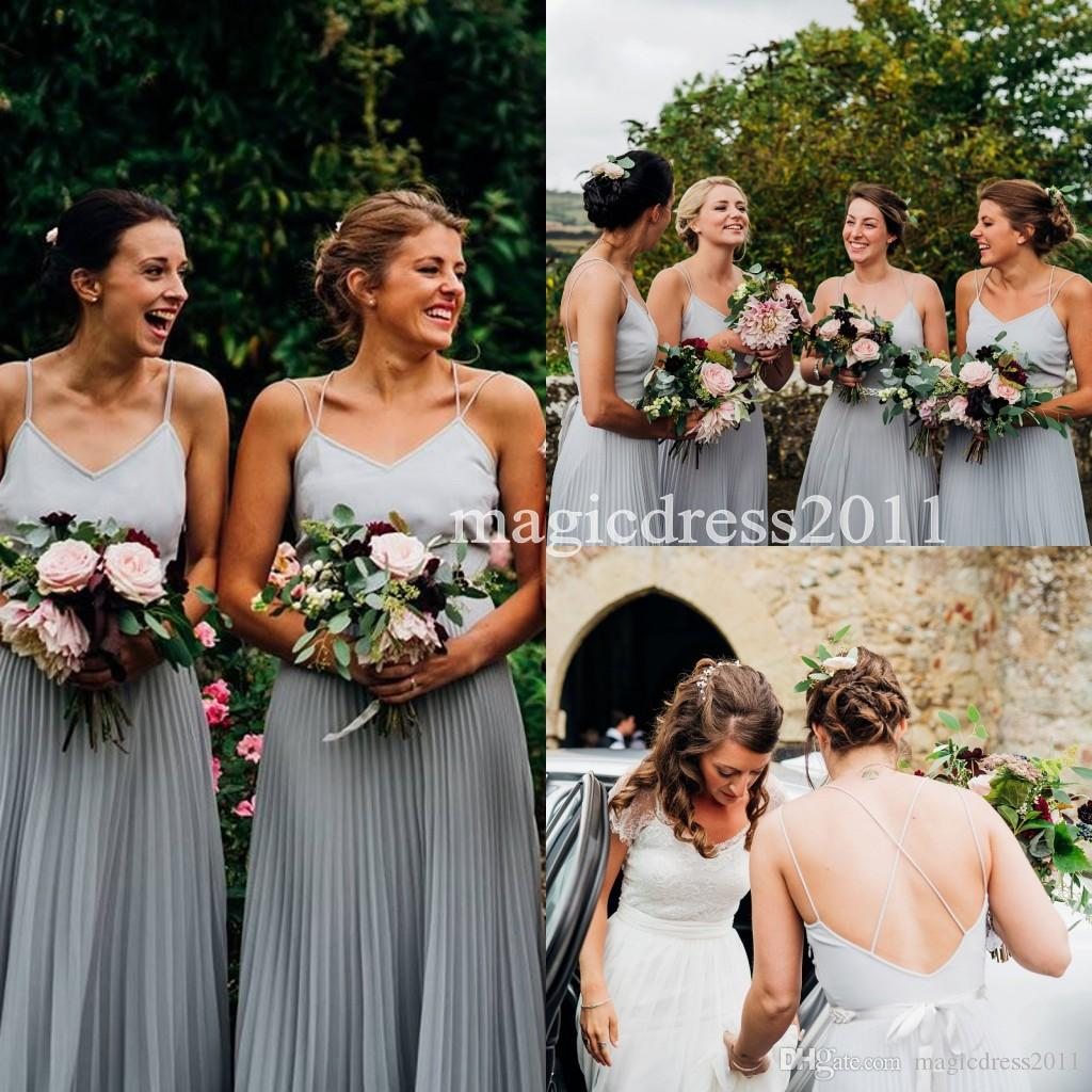 Modern Vintage Bridesmaid Dresses