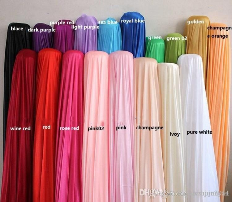 Satin Material Wedding