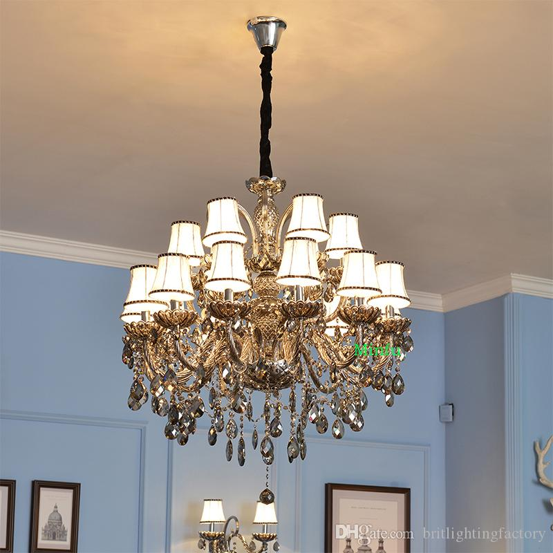 Classic Murano Chandeliers For Luxury Hotel In Florence: Murano Glass Chandelier Living Room Crystal Chandelier
