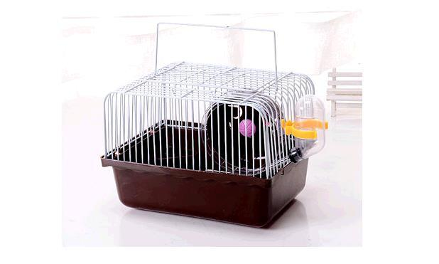Cheap Hot Selling Wholesale Blue Pink Yellow Green hamster Small rural outside his portable hamster cage Small Snimal Supplies
