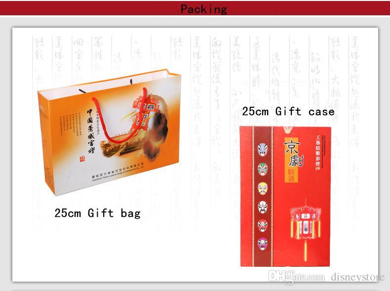 Pekin opera yüz makyaj kağıt fenerler el sanatları ve hediyeler olarak ev dekorasyon parti malzemeleri sahne özellikleri