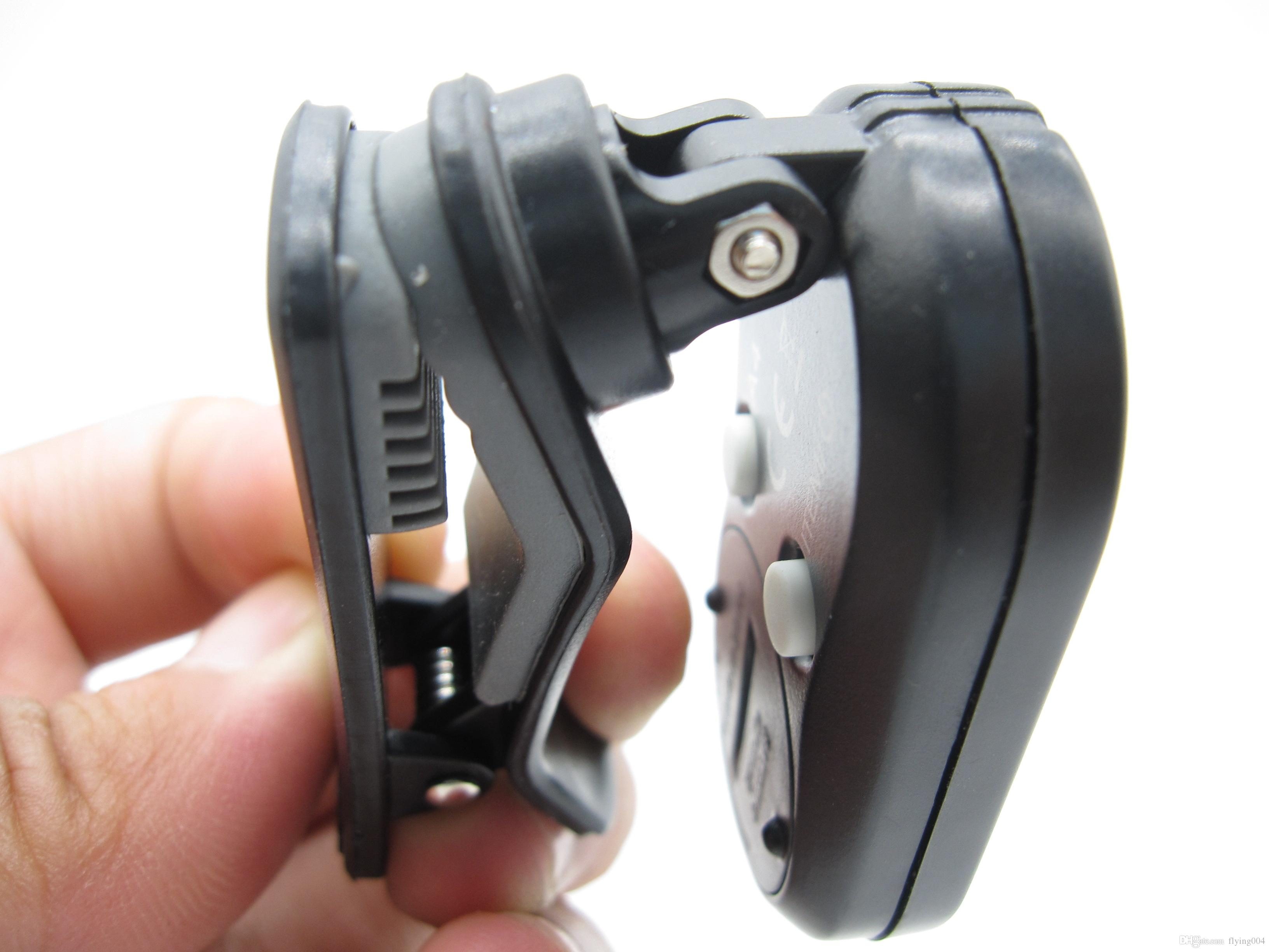 Professional Guitar Tuner - Clip-On Tuner لجميع الآلات - مع لوني ، جيتار ، باس ، كمان ، القيثارة مع شاشة LCD