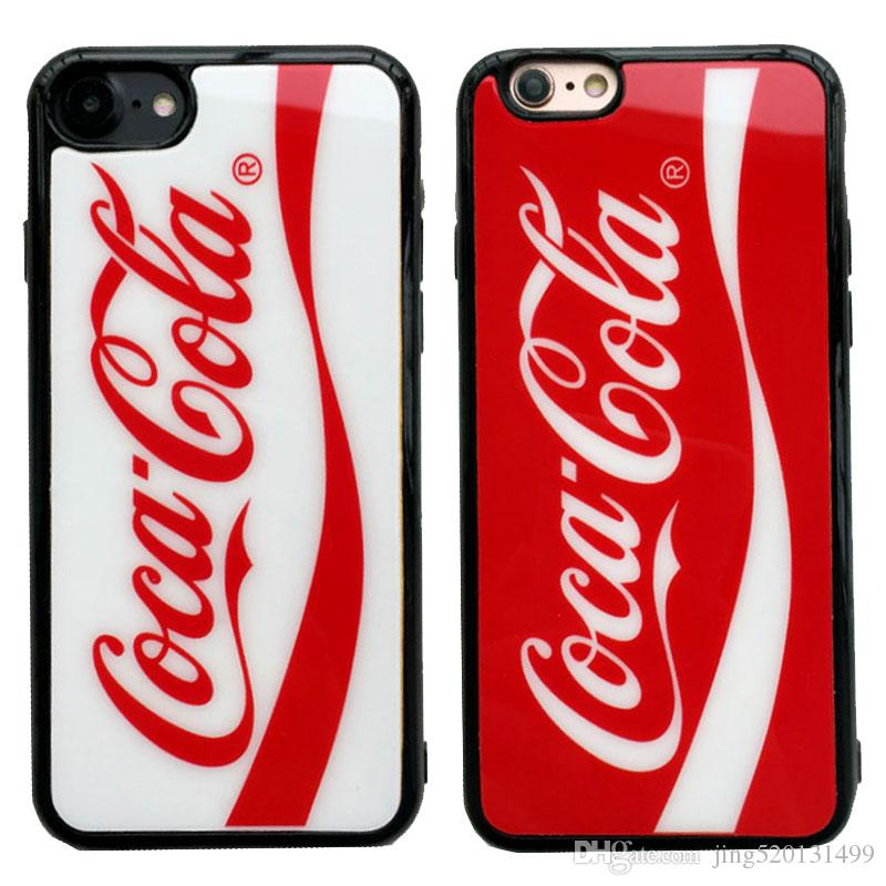coque iphone 7 coca cola