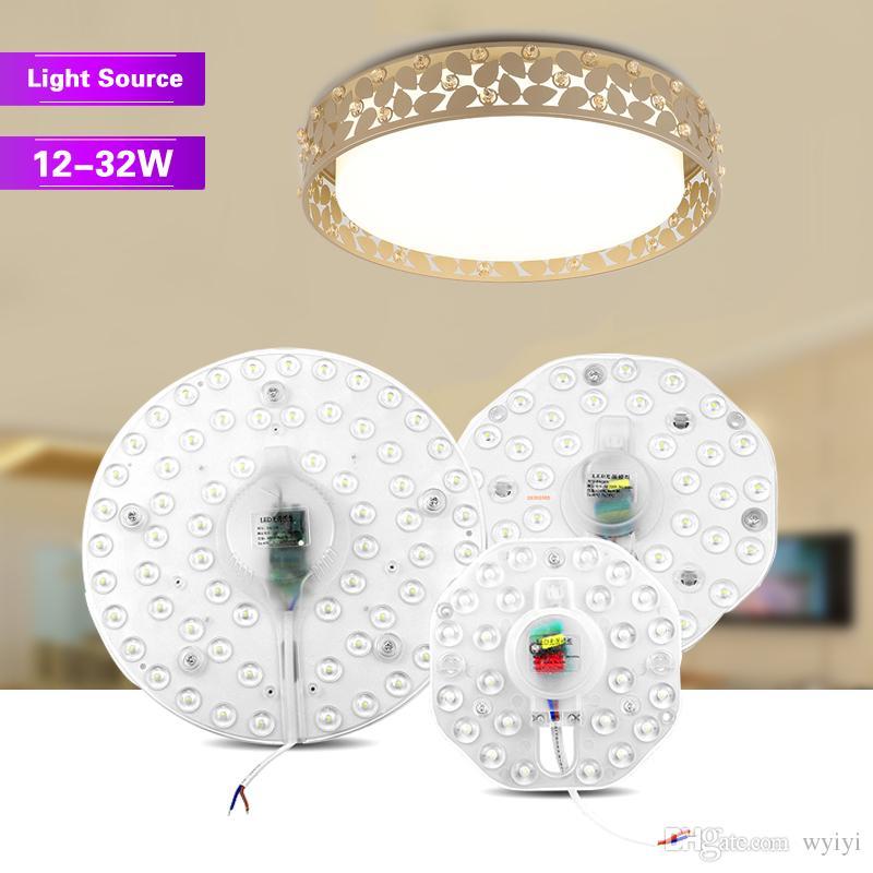2018 High Lumen 12w 18w 24w Led Ceiling Light Smd2835 Ac85 266v ...