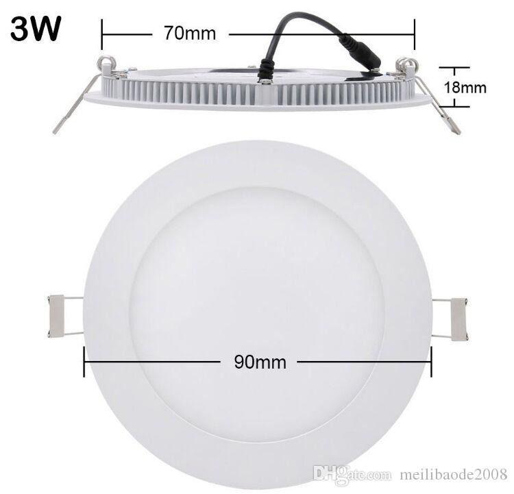 Dimmable Downlights Сид 2.5