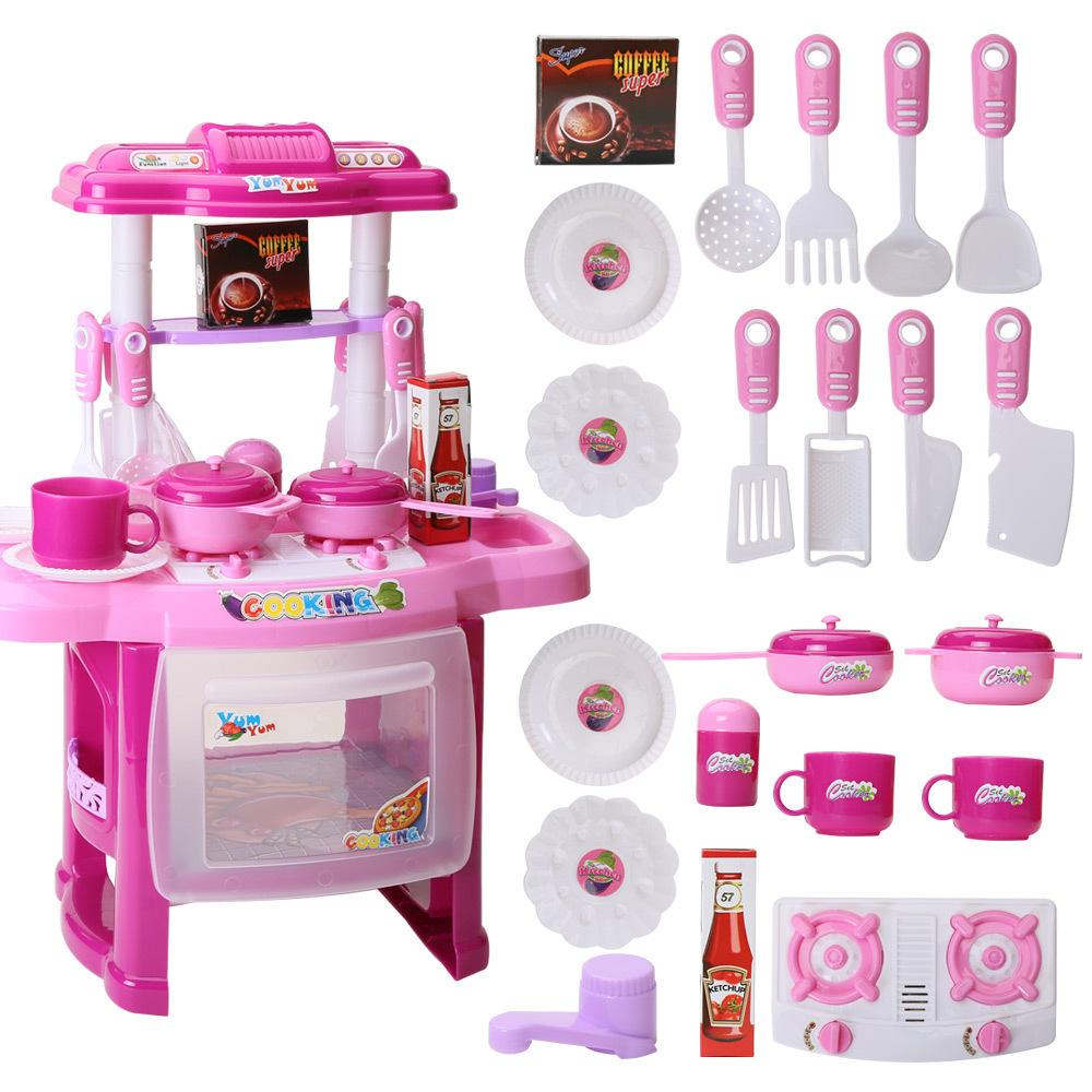 Online Cheap Wholesale Kids Kitchen Toys Beauty Cooking Toy Play For ...