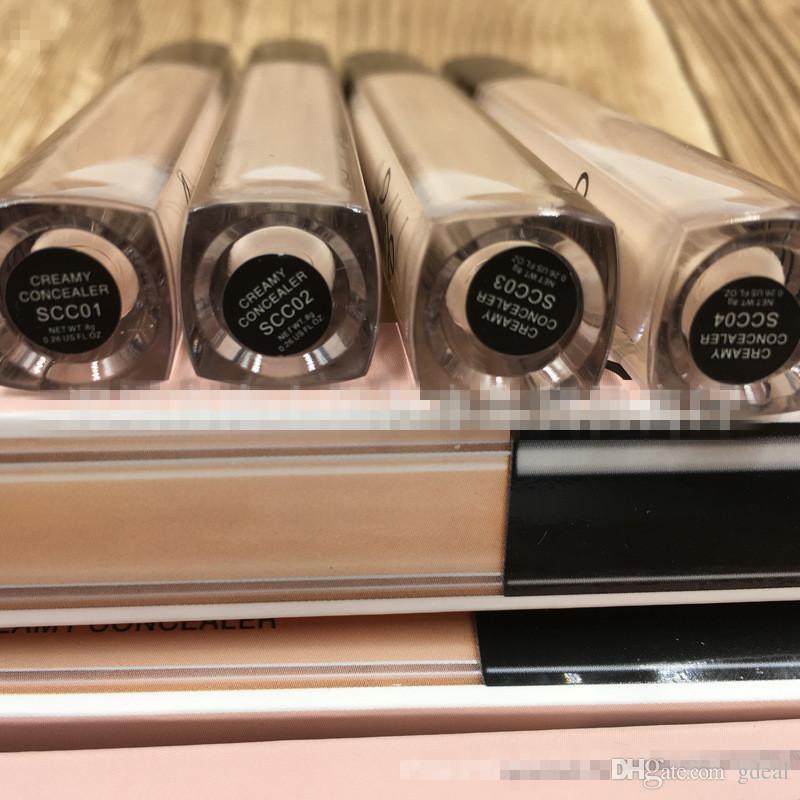 NYX Concealer Liquide Lingerie Crémeux Concealer 8g Visage Fond De Teint Professionnel Maquillage Visage 360 pcs par DHL Gratuit