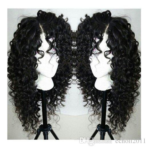 360 الرباط أمامي لمة 250٪ كثافة عالية الرباط الجبهة شعر الإنسان 360 الرباط الباروكة ديب مجعد كامل الشعر الإنسان الباروكات للنساء السود