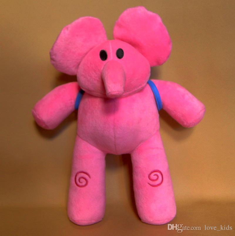 14-30cm Kids Brinquedos Gift Pocoyo Elly & Pato & POCOYO & Loula Stuffed Plush Toys Good Christmas Gift For Children