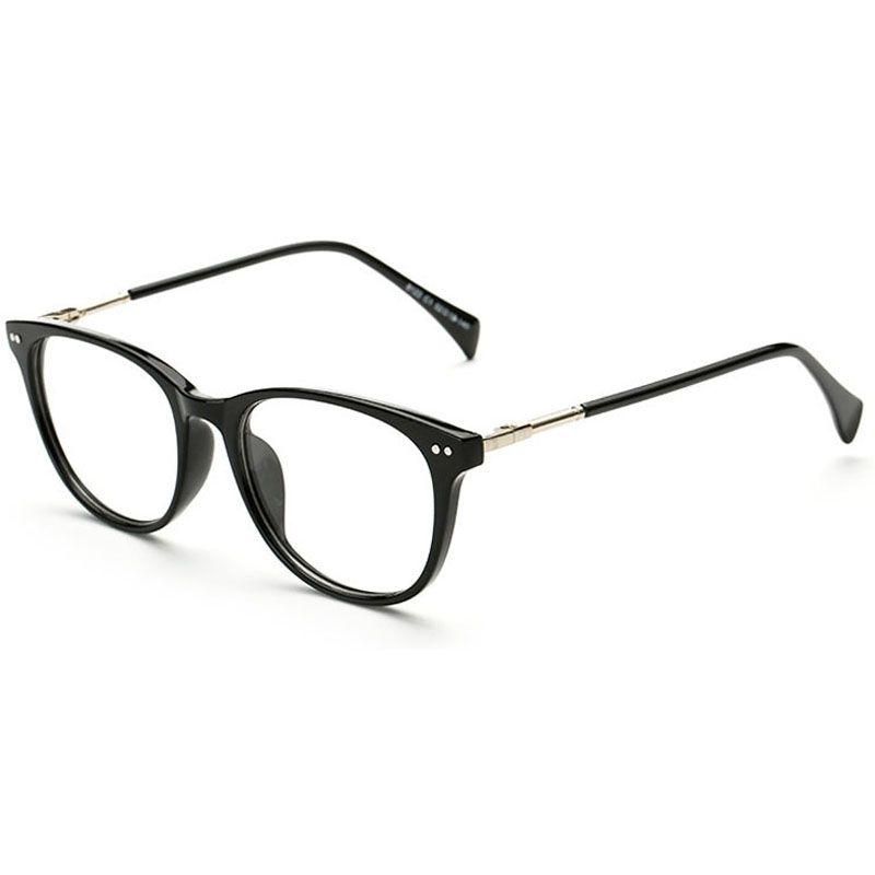 0089281b22e 2019 Eyeglass Frames Glasses Frame Eye Frames For Women Men Clear Glasses  Womens Optical Clear Lenses Mens 2017 Spectacle Ladies Frames 8C1J22 From  ...