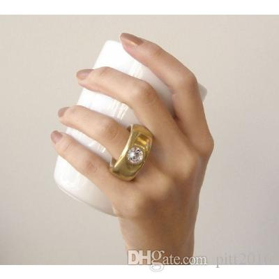 HOT SELL Valentine Cup Cute Mug Novelty items Elegant Austria Crystal Diamond 2 Carat Ring Ceramic Cup