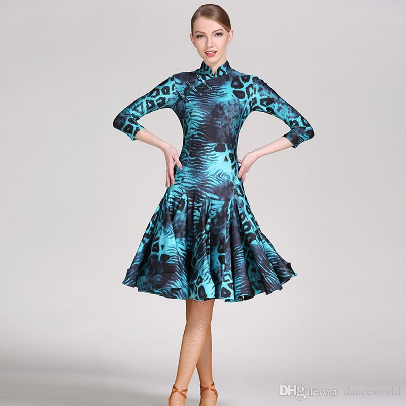 Vestido tango mujer mayor imagen