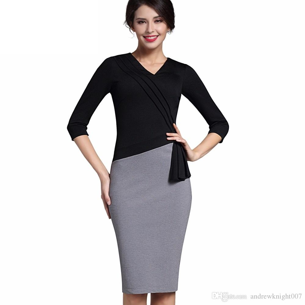 dress - Office stylish wear for ladies video