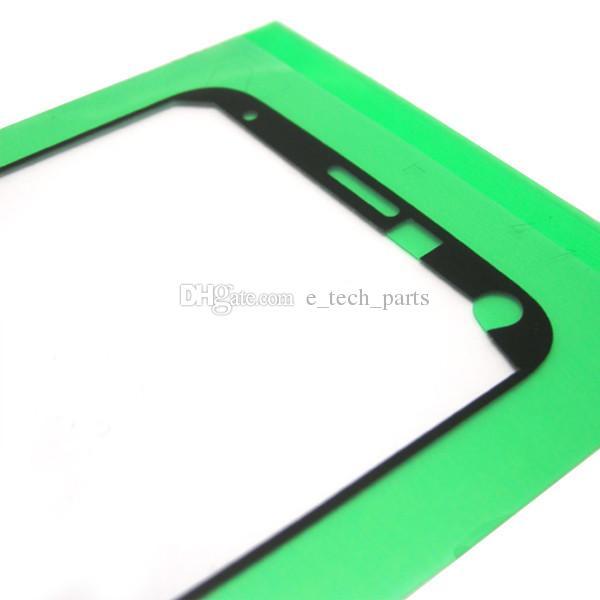 Orijinal Ön LCD Çerçevesi Yapışkan Tutkal Bant Sticker için Samsung Galaxy A5 S3 S4 S5 Mini S6 Kenar Artı G920 Not 2 3 i9500