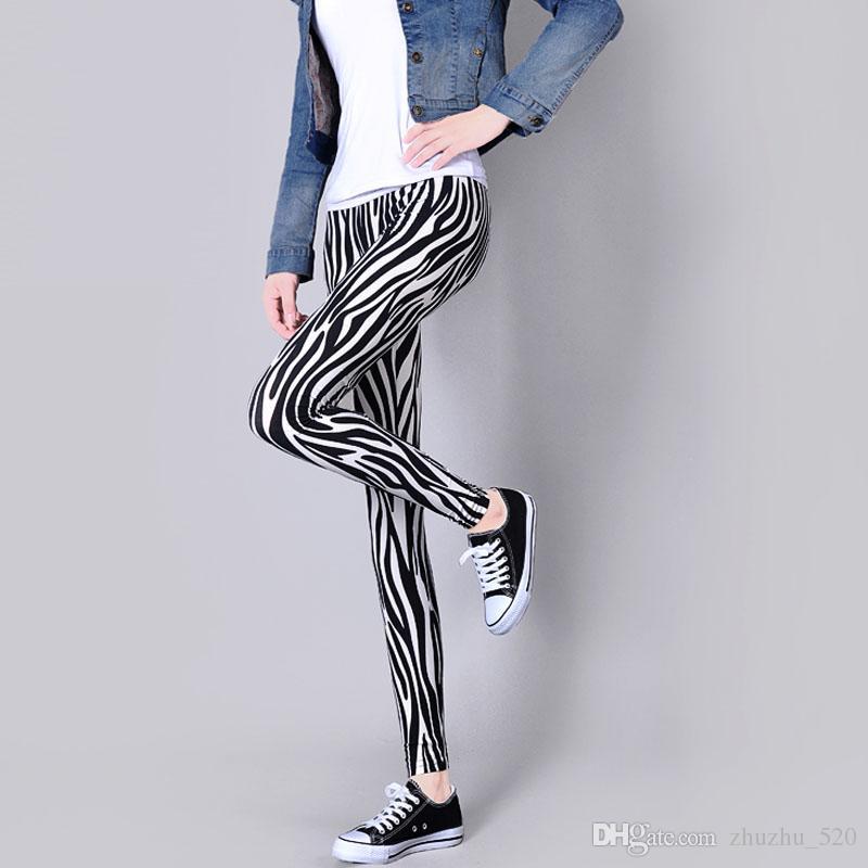 ddcc2bb8fbf73 Women Leggings Multi Colors Cartoon Print Patterned Leggings Soft  Microfiber Colorful Printed Black Milk Leggings Women Leggings Print Leggings  Black Milk ...