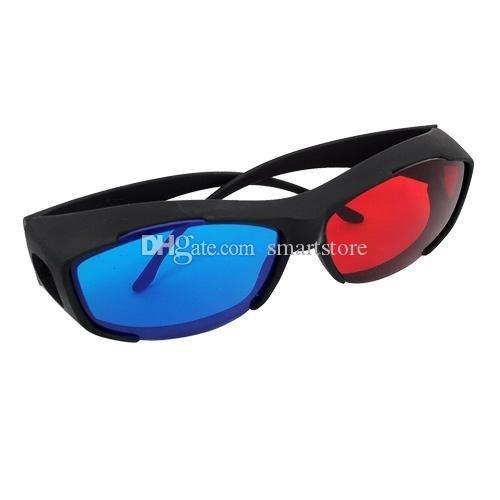 Red Blue Cyan Myopia General 3D Glasses for 3D Glass Movie Game Movie DVD 3D Dimensional 0001
