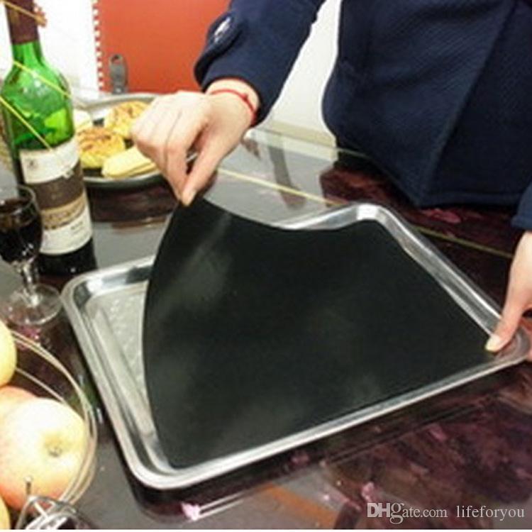 Silikon mat Barbekü Aracı Aksesuarları Pişirme Fırında Mat Fırın Astar Kullanımlık Yapışmaz BARBEKÜ Izgara Paspaslar 16