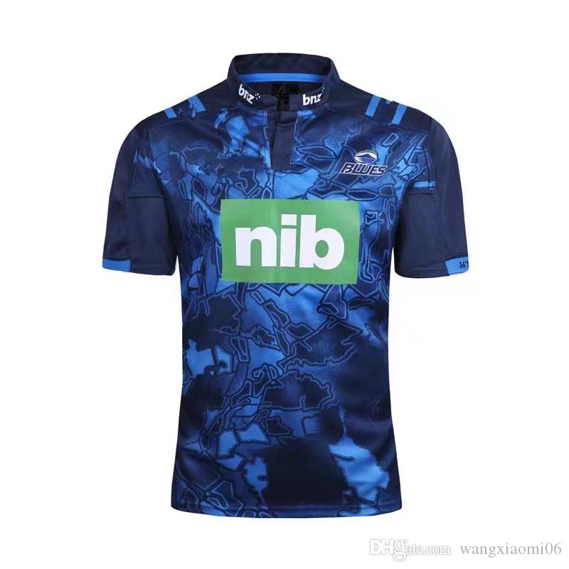 b0e8641f3 2017Rugby League New Zealand Super Rugby Union Blues High-temperature Heat  Transfer Printing Jersey Rugby Shirts Australia Ireland New Zealand Online  with ...