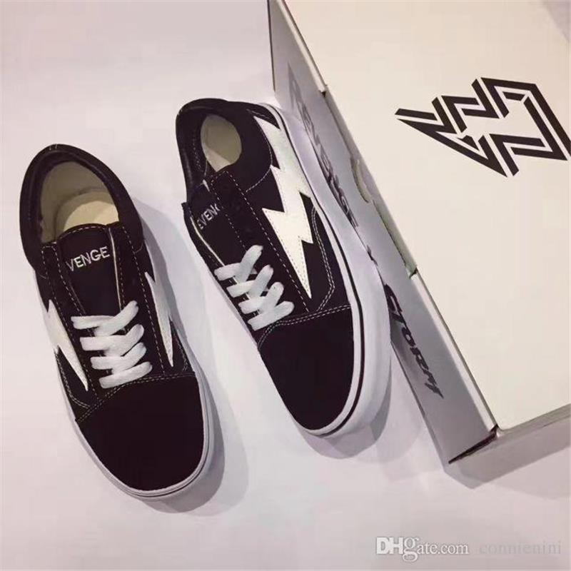 free shipping latest collections cheap newest 2017 New Best Version Calabasas Stylist Ian Connors Revenge X Storm Sneakers Kanye West Calabasas Casual Shoe Men Women Vanse Running Shoes rDdhwUPzhx