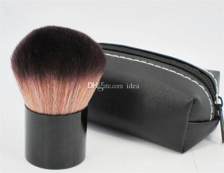 Makeup 182 rouge brush blusher brush and Leather bag M182 hot sale from idea