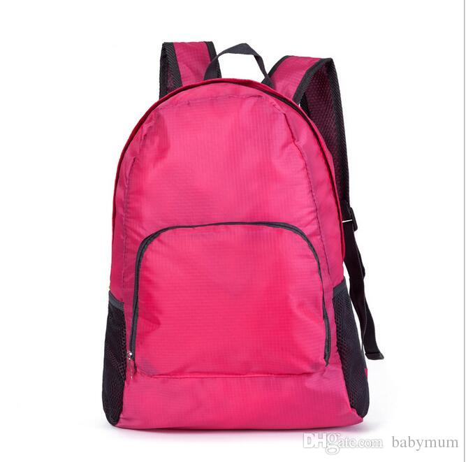 Enfants sac d'école packs enfants livre livre sacs en plein air randonnée camping sacs à dos enfants fermeture éclair épaule sacs à dos bébé cartable