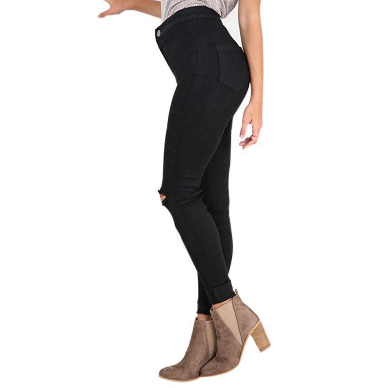 2017 Panties For Women Casual Jeans Cool Denim High Waist Pants ...
