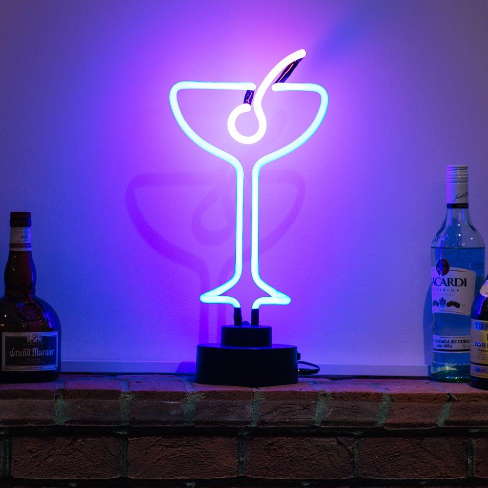 Großhandel Bar Pub Spiele Raum Mancave Retro Martini Glas Mit Oliven ...
