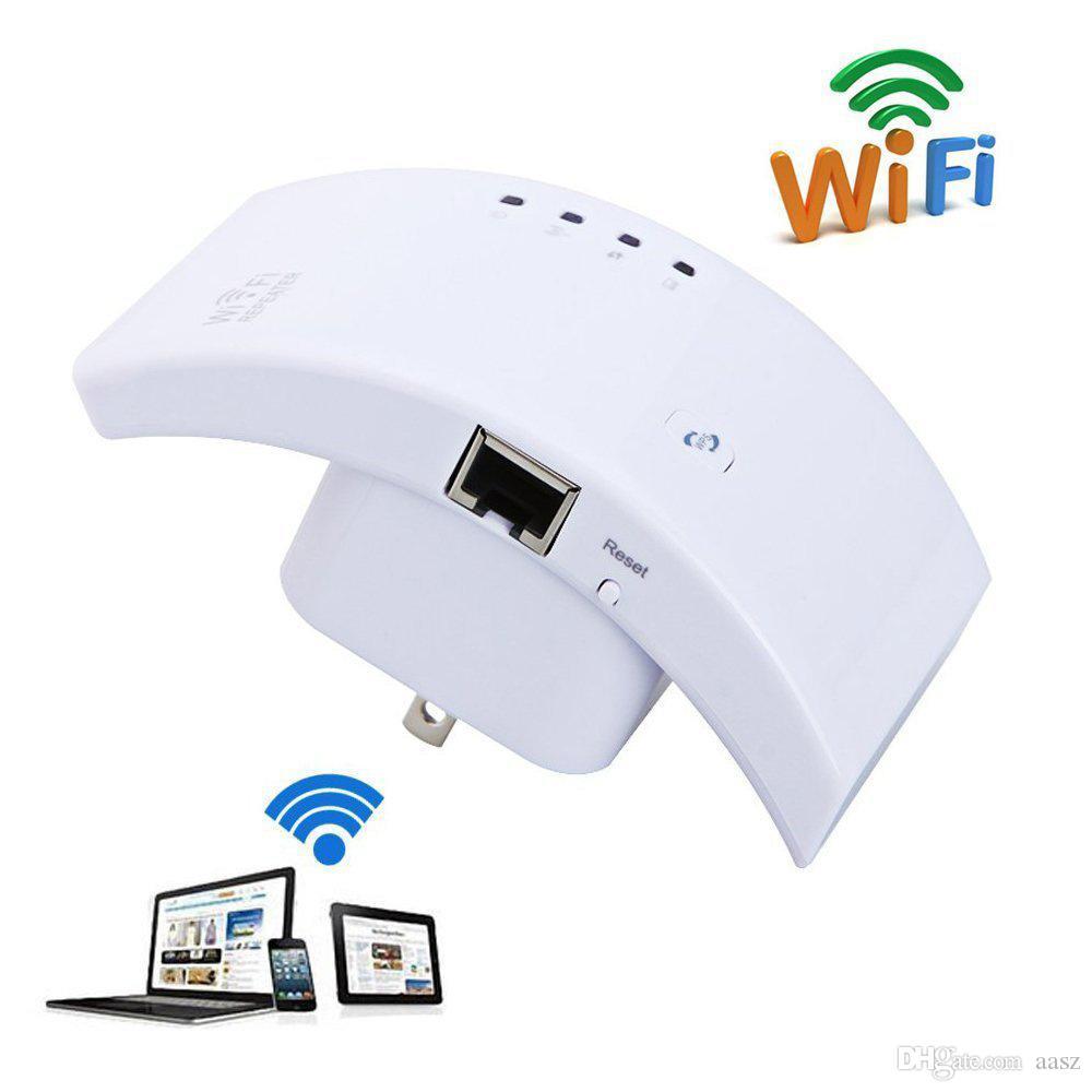 Großhandel Easyidea Wireless Wifi Repeater 300mbps Wifi Verstärker ...