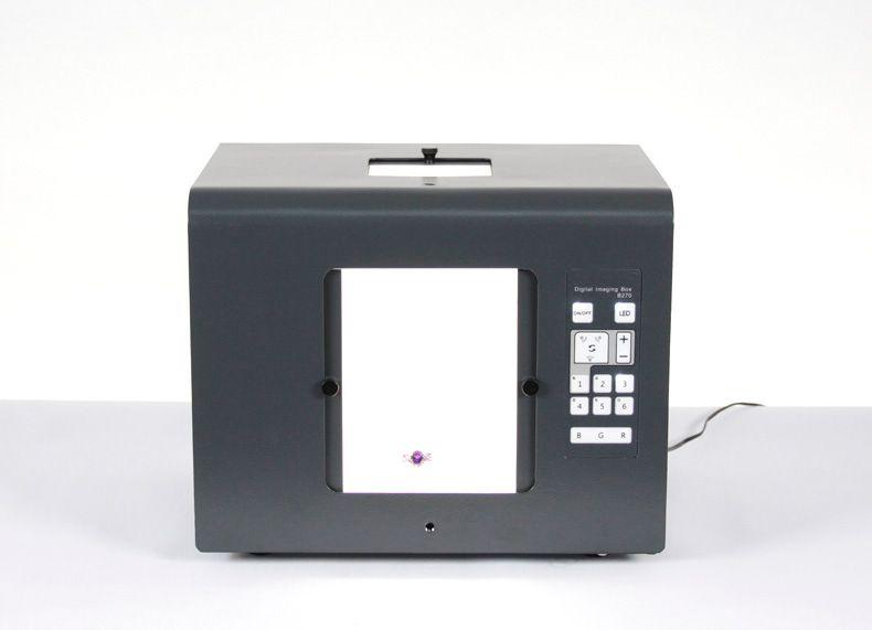 SANOTO B350 Digital LED Adjustable Professional Jewelry Diamonds Mini Photo Studio Photography Light Box Photo Box Softbox