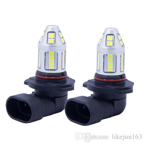 Quality car led lights H10/9005/9006 30led 2835smd xenon white for atv bmw audi honda vw mazda benz.
