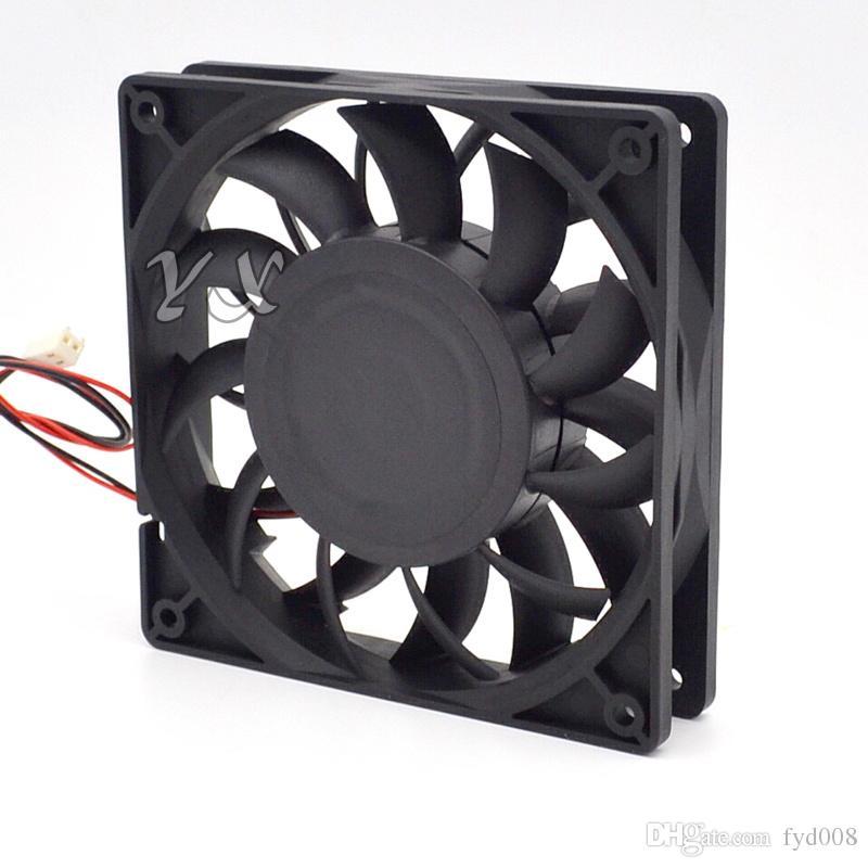 industrial fans For Delta FFB1212SH 12025 12cm 120mm DC 12V 1.24A 3-pin server inverter case axial cooler