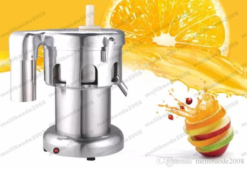 2017 NEW Commercial Stainless steel Juice Extractor 220V/550W/2800r/min juice volume:100-120kg/hr Juicer Machine MYY