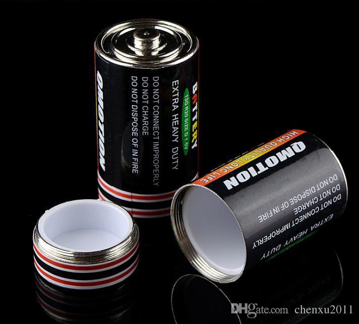 Batterie Aufbewahrungsbox Aufbewahrungsbox Räucherset Groß Mittel Klein, Großhandel Glasbongs Ölbrenner Glaspfeifen Wasserpfeife Ölplattformen Räuchern Fr