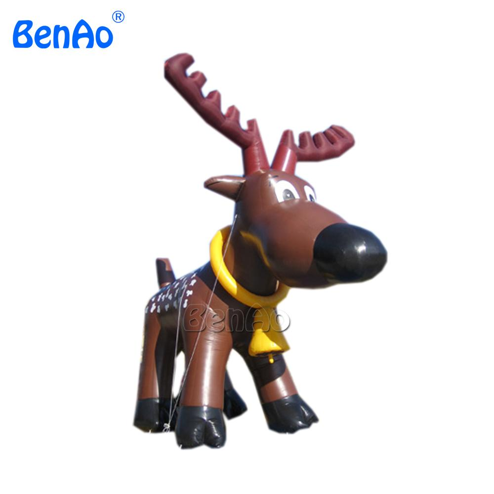 2018 X048 Huge Inflatable Reindeer Christmas Shopping Center Yard Art  Decoration + 1 Ce/Ul Blower + Repair Kids From Greenspring88, $1895.56 |  Dhgate.Com